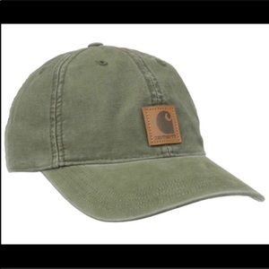 Green Carhartt Hat Brand New